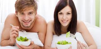 couples eating libido foods